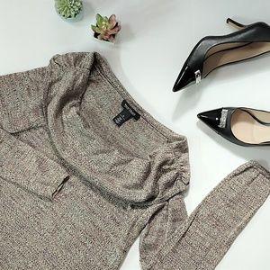 White House Black Market | Cowl Neck Sweater